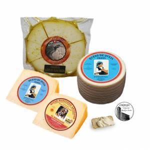Caja degustación de quesos